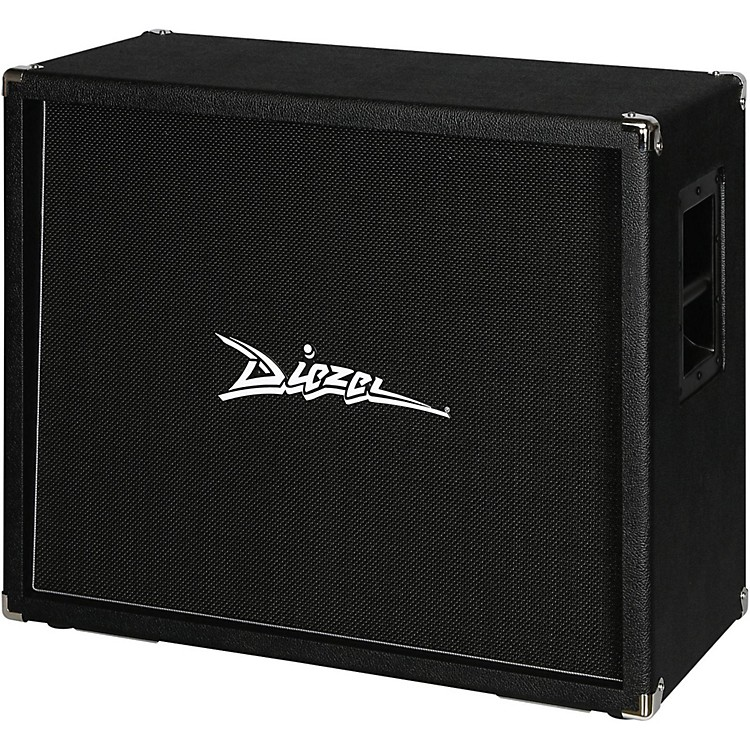 Diezel 212RK 200W 2x12 Rear-Loaded Guitar Speaker Cabinet Black