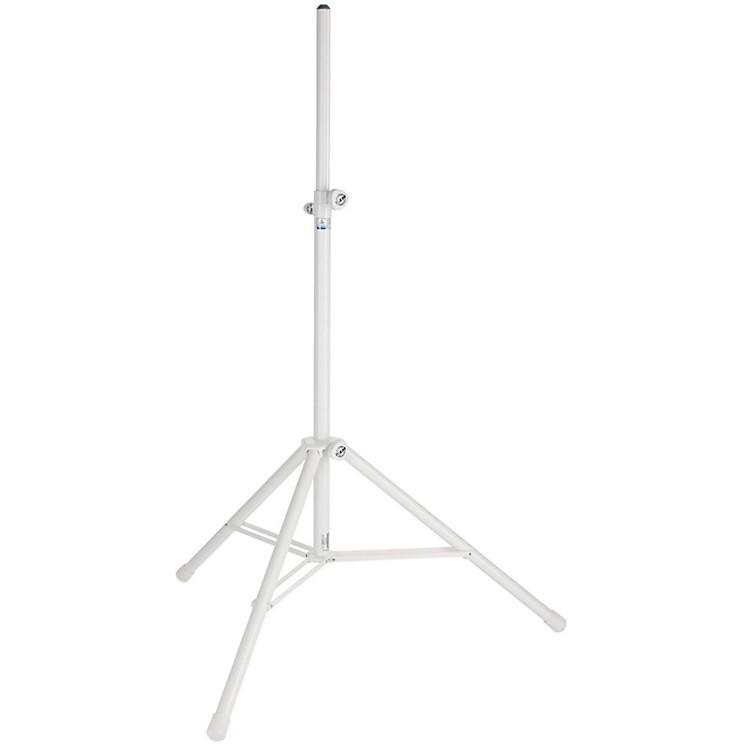 K&M21460.177.76 Aluminum Speaker Stand (White)