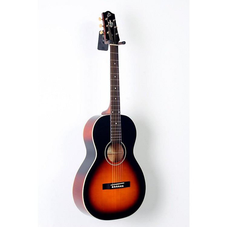 The Loar215 O-Style Small Body Acoustic GuitarVintage Sunburst888365790626
