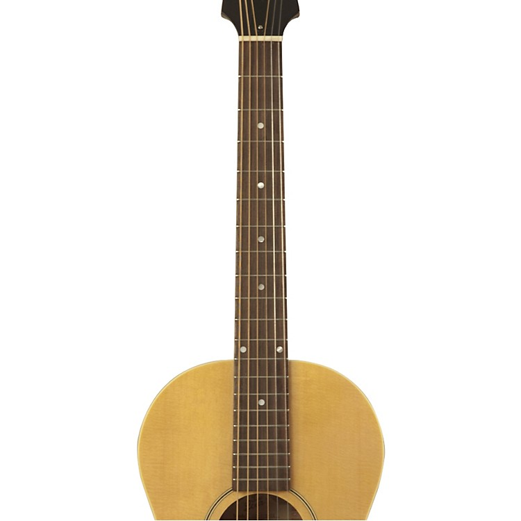 The Loar 216 O-Style Small Body Acoustic Guitar Natural