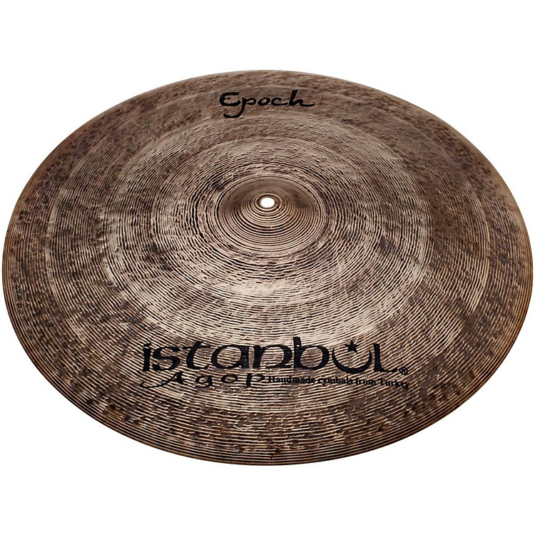 Istanbul Agop 22 INCH EPOCH LENNY WHITE SIGNATURE SERIES RIDE CYMBAL 22.5 in.