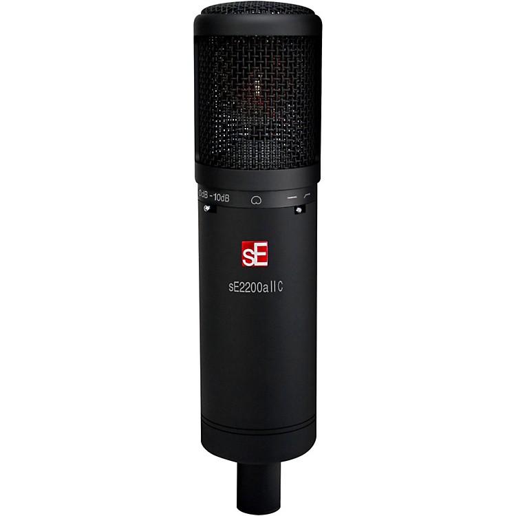 sE Electronics2200A II C Large Diaphragm Condenser Microphone