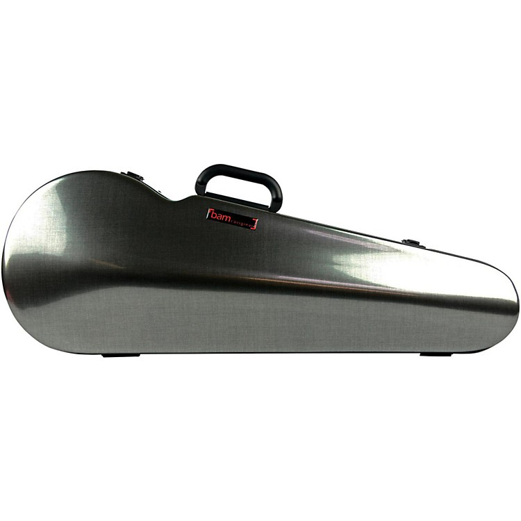 Bam 2200XL Contoured Hightech Adjustable Viola Case Black Carbon