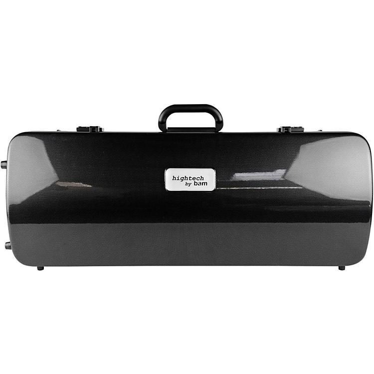 Bam2201XL Hightech Large Adjustable Viola Case without PocketBlack Carbon