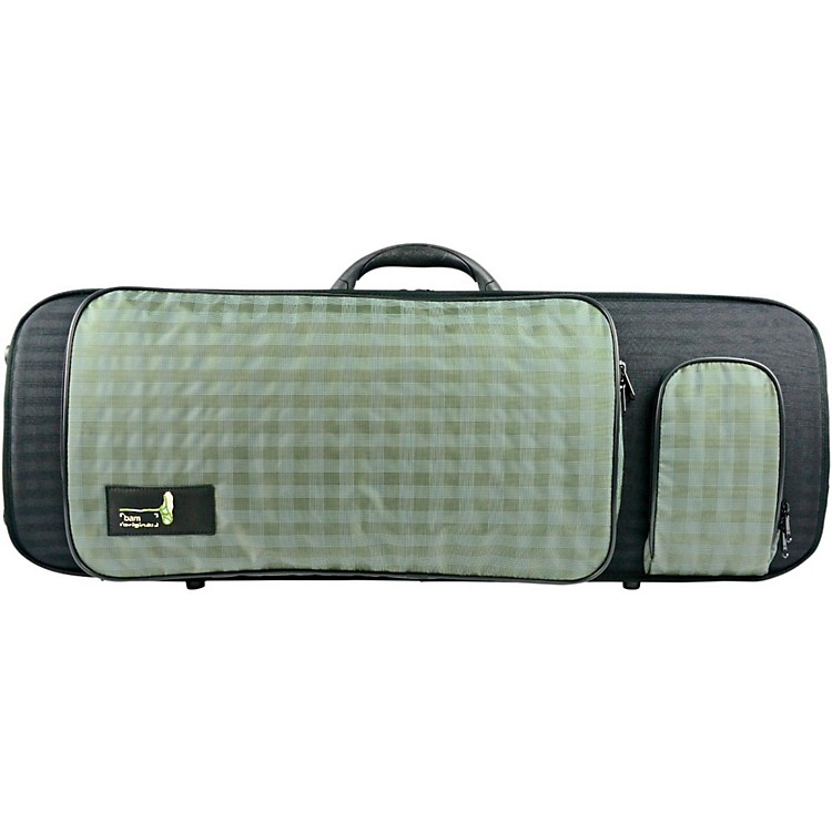 Bam 2210LH Lotus Hightech Adjustable Viola Case Tartan