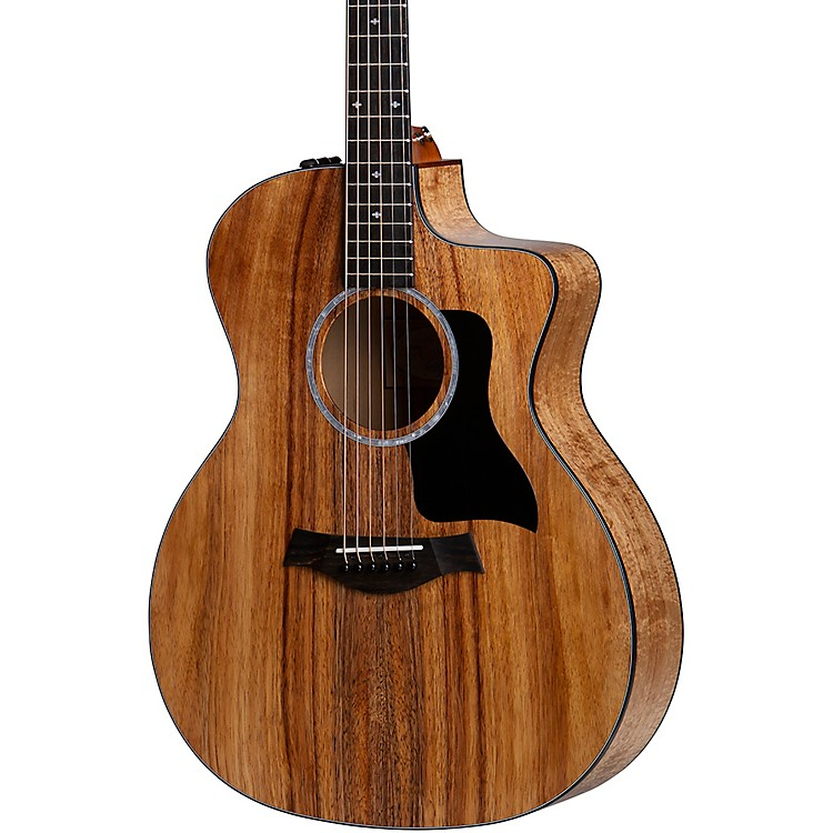 Taylor 224ce-K DLX Special Edition Grand Auditorium Acoustic-Electric Guitar Natural