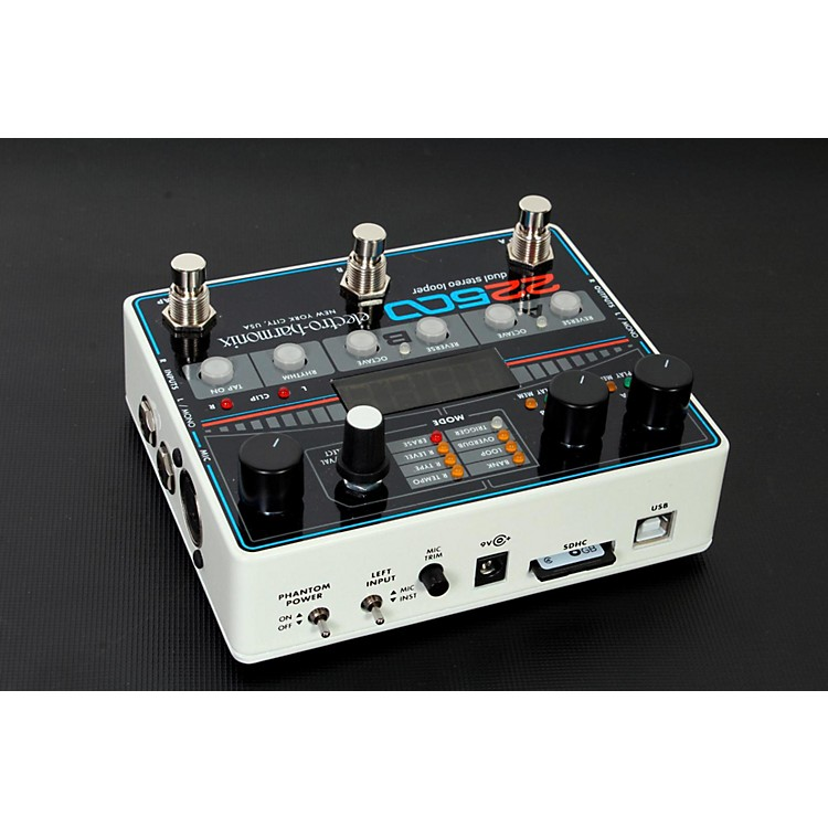 Electro-Harmonix22500 Multi-Track Recording Looper Pedal888365714233