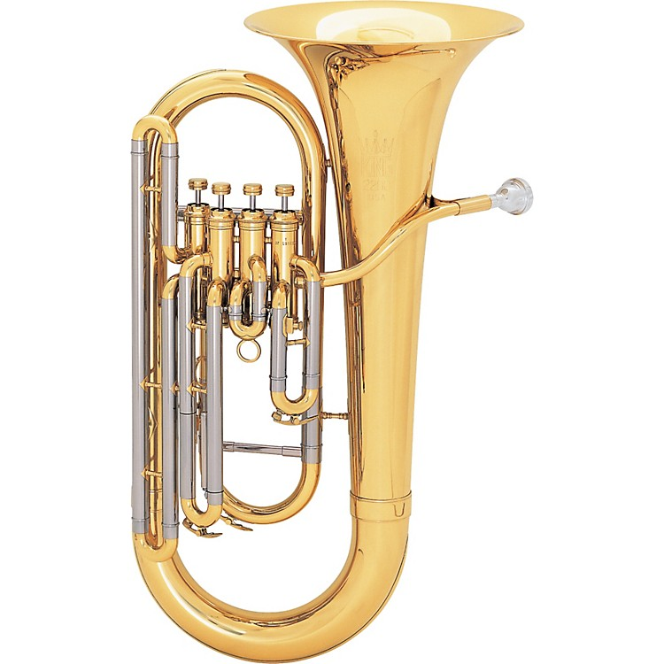 King 2280 Series Euphonium 2280 Lacquer