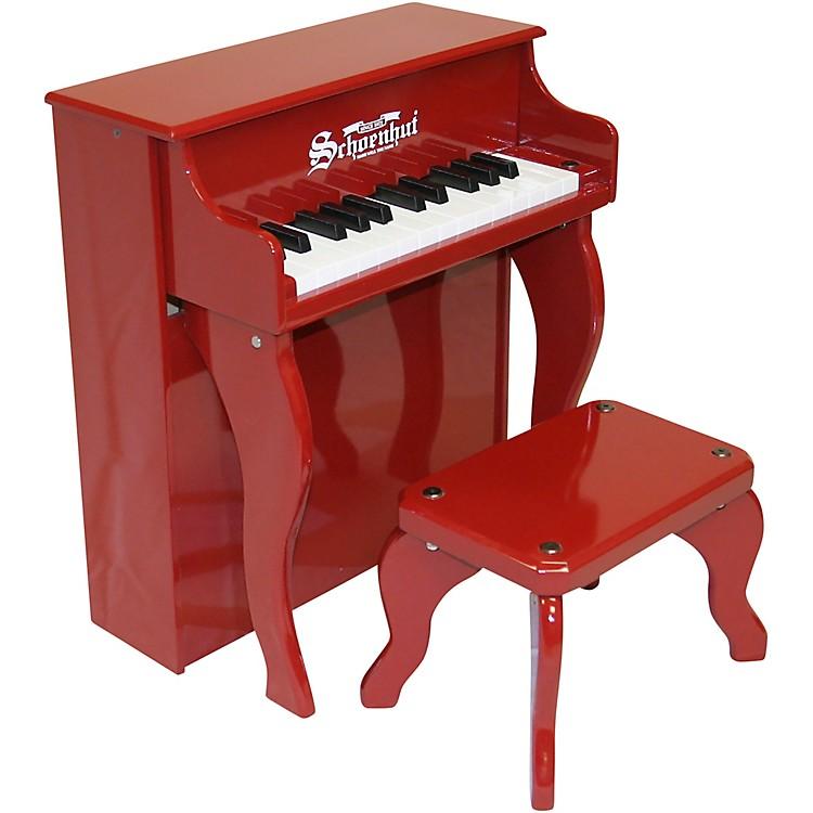 Schoenhut25-Key Elite Spinet Toy PianoRed
