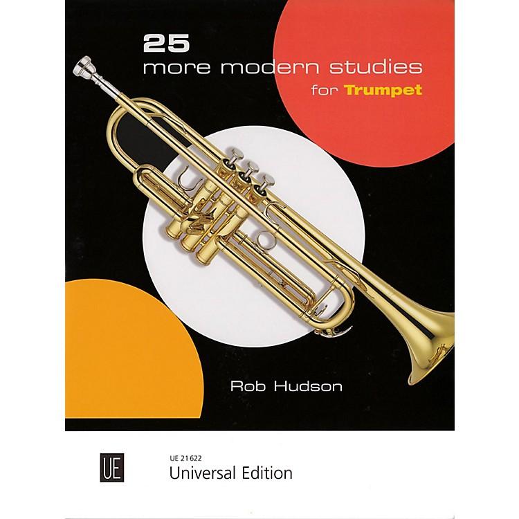 Carl Fischer25 More Modern Studies for Trumpet Book