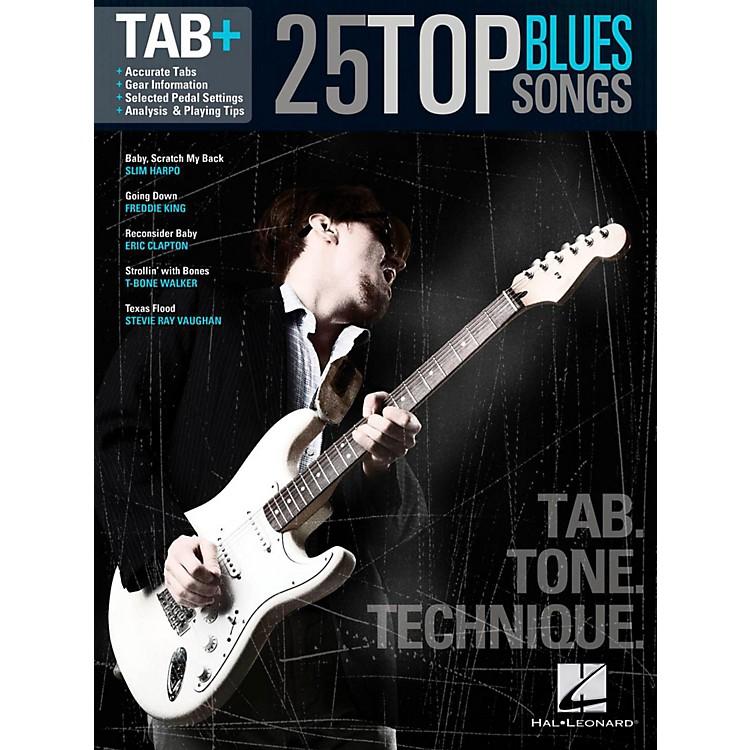 Hal Leonard25 Top Blues Songs - Tab. Tone. Technique.