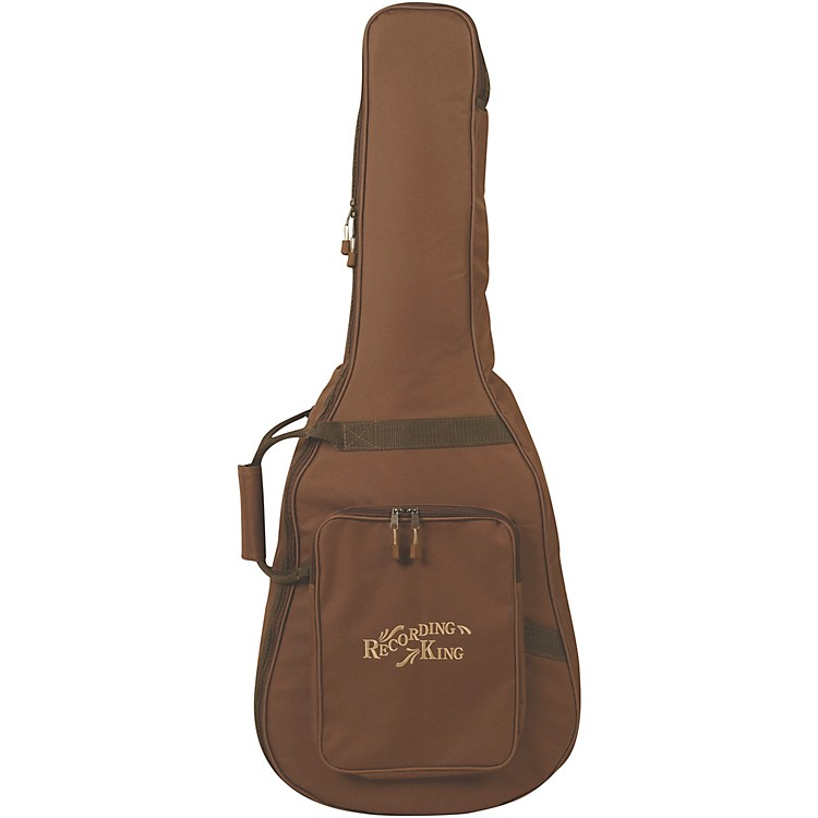 Recording King250 Series 000 Acoustic Guitar Gig Bag