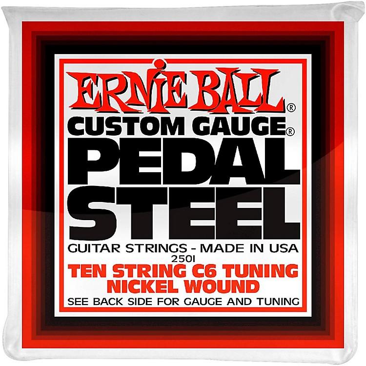 Ernie Ball2501 10-String C6 Pedal Steel Guitar Strings