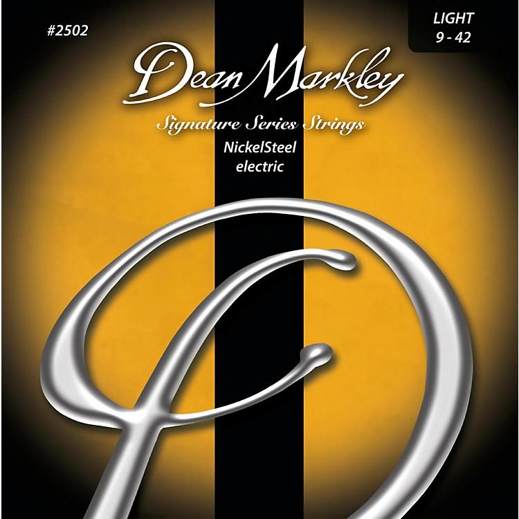 Dean Markley2502 Light NickelSteel Electric Guitar Strings