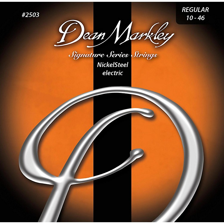 Dean Markley 2503 NickelSteel Regular Electric Guitar Strings