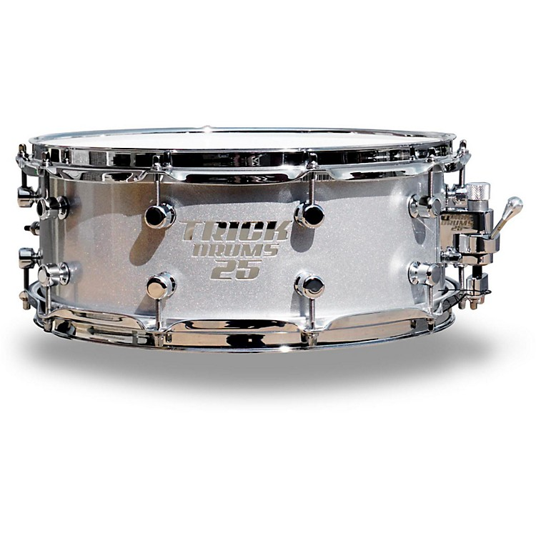 Trick Drums 25th Anniversary Snare Drum 14x6.5 in.