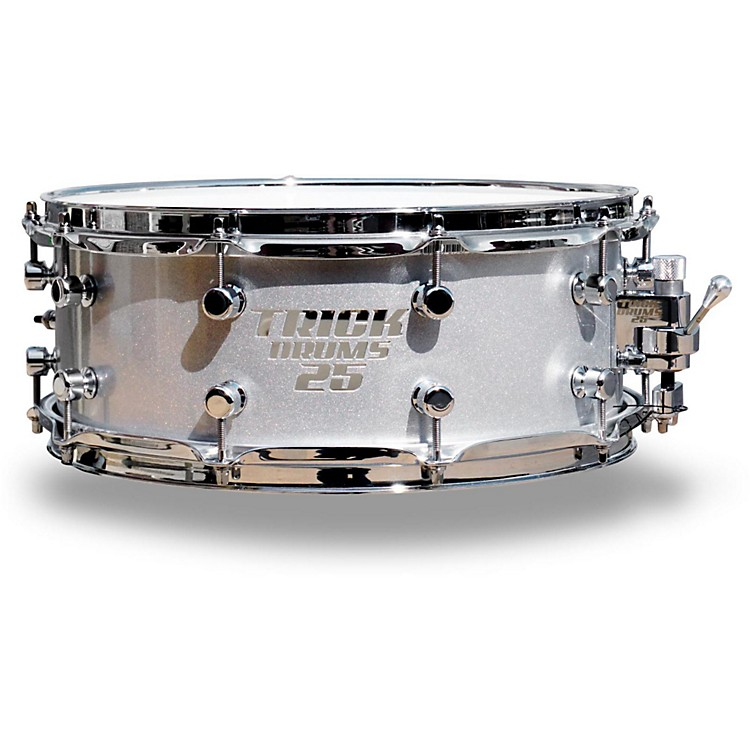 Trick Drums 25th Anniversary Snare Drum 14x5.5 in.