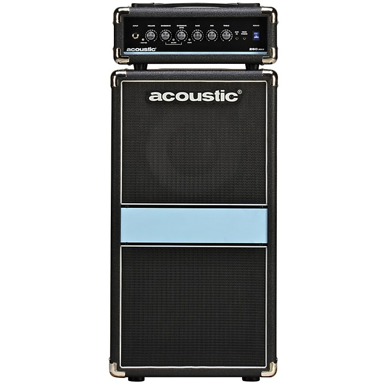 Acoustic 260mkII 1x10 100W Bass Mini-Stack