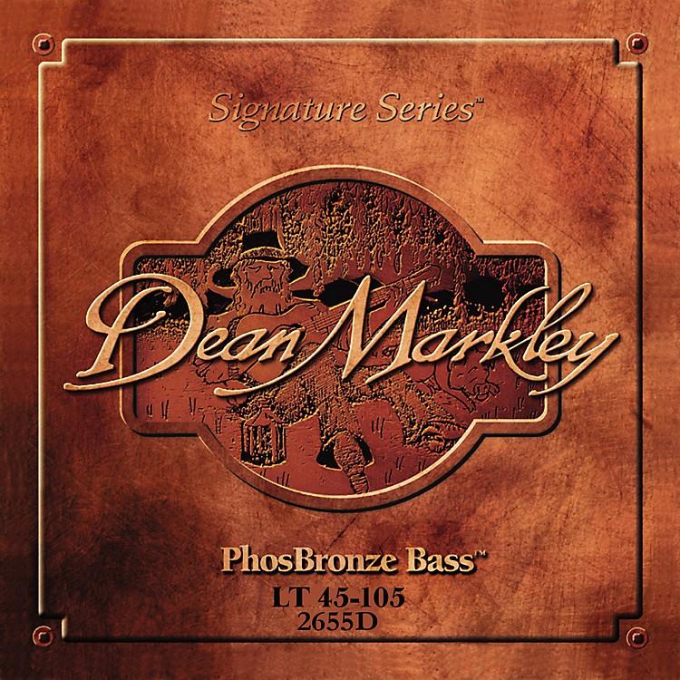 Dean Markley2655D PhosBronze Bass Acoustic 5-String Bass Strings