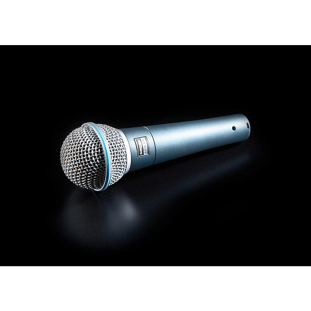 Shure Beta 58a Supercardioid Dynamic Vocal Microphone 15900 1 Of 5free Shipping
