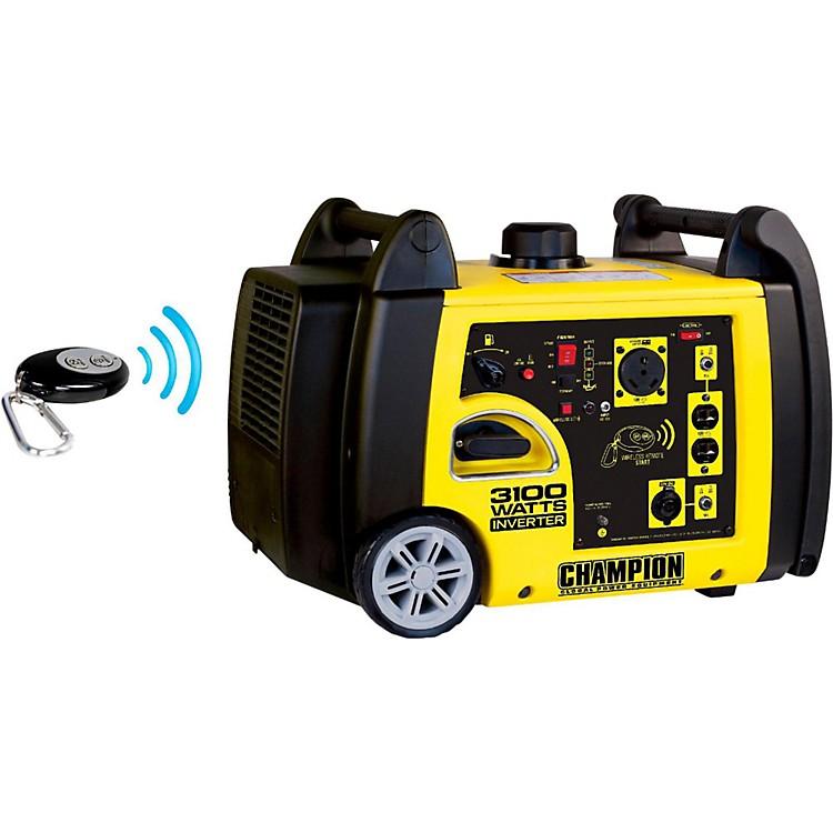 Champion Power Equipment2800/3100 Watt Portable Gas-Powered Remote Start Inverter Generator
