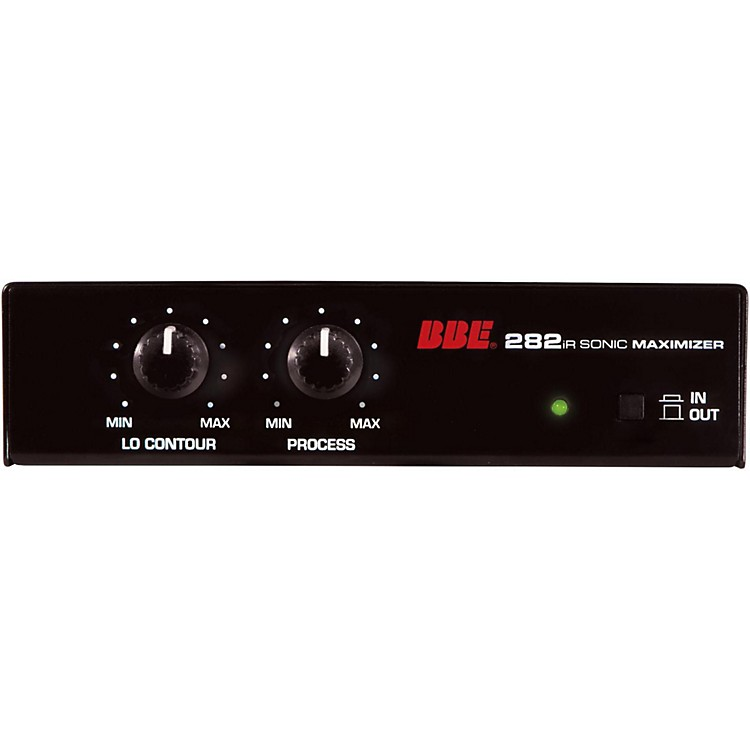 BBE282iR Desktop Sonic Maximizer with Unbalanced RCA and 3.5mm Connections