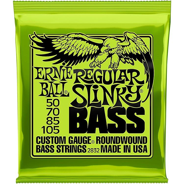 Ernie Ball2832 Regular Slinky Round Wound Bass Strings