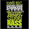 Ernie Ball 2842 Regular Slinky Stainless Steel Bass Strings