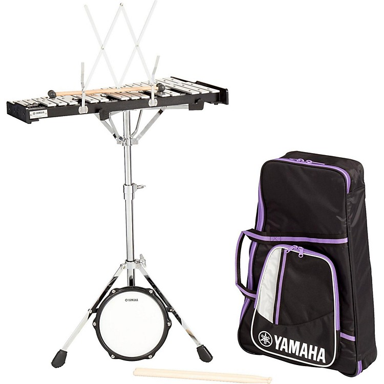 Yamaha285 Series Bell Kit with Backpack