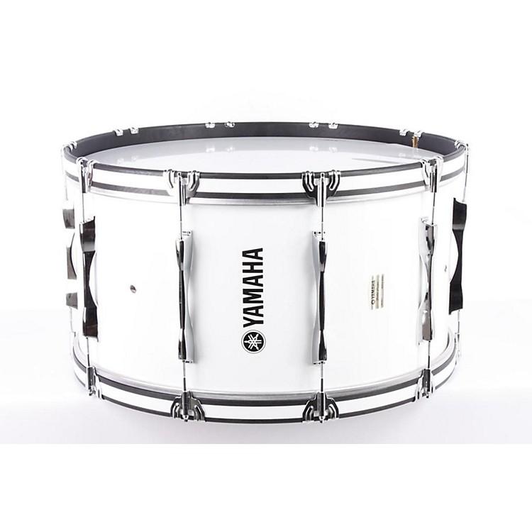 Yamaha28x14 8200 Field Corp Series Bass DrumsWhite886830877674