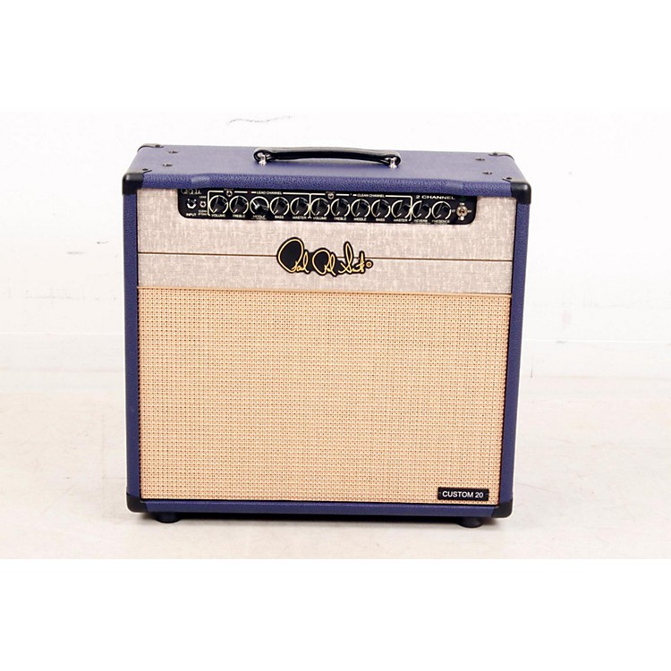 PRS 2CH Custom 20 Limited Edition Plum 20W 1x12 Tube Guitar Combo Amp Regular 888365722061