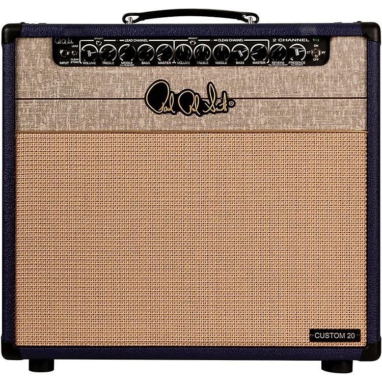 PRS2CH Custom 20 Limited Edition Plum 20W 1x12 Tube Guitar Combo AmpRegular888365722061