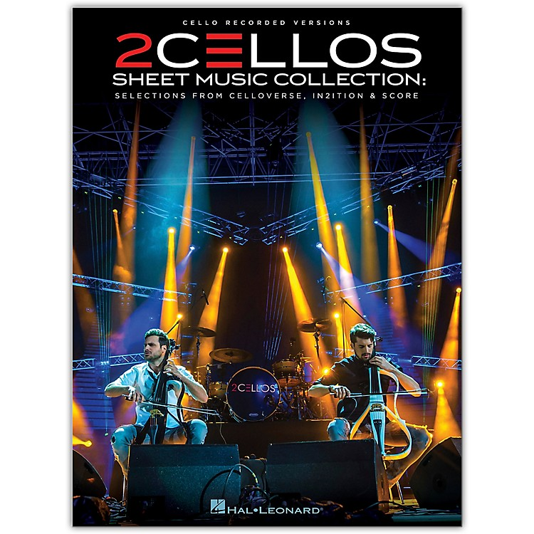 Hal Leonard2Cellos-Sheet Music Collection: Selections from Celloverse, In2ition & Score for Two Cellos