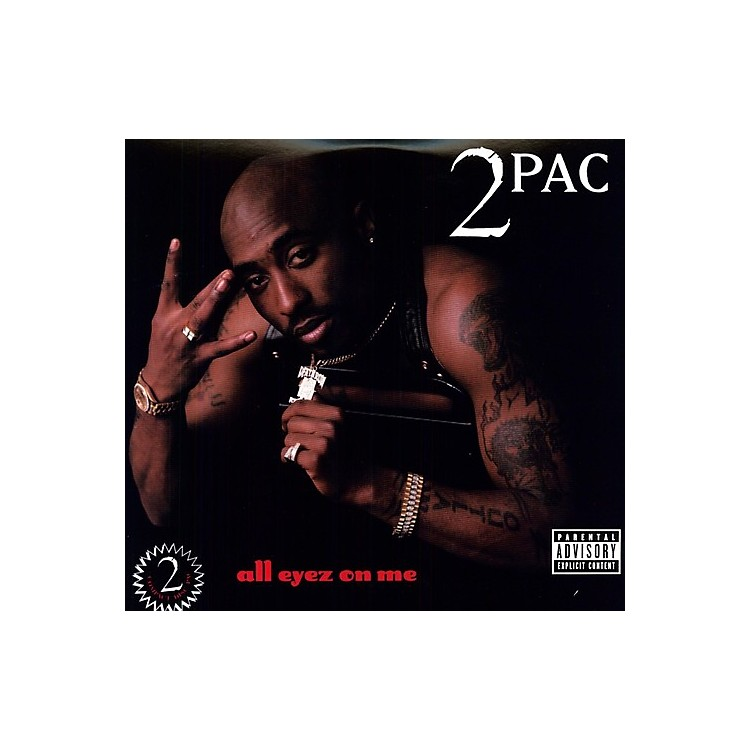 WEA 2Pac - All Eyez on Me