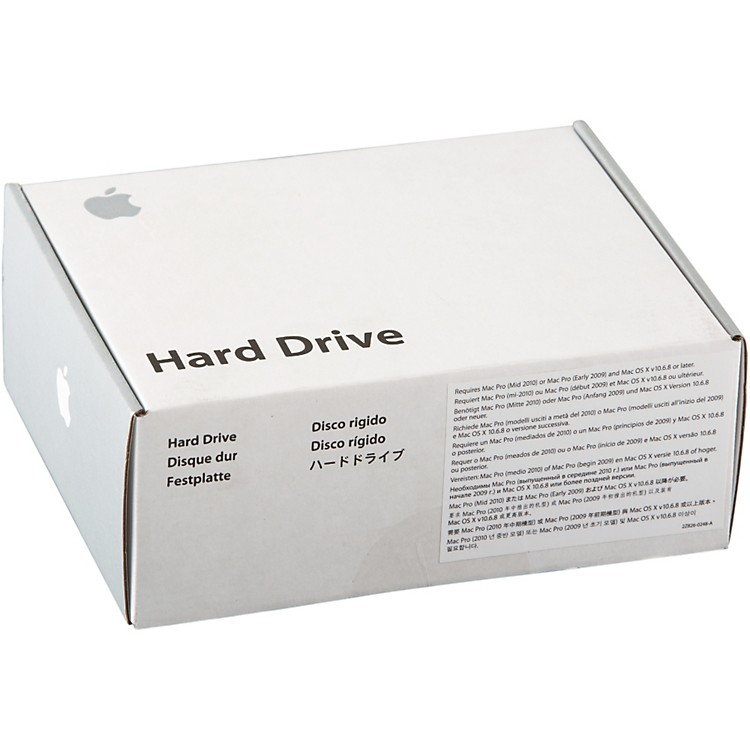 Apple 2TB SATA Hard Drive for Mac Pro