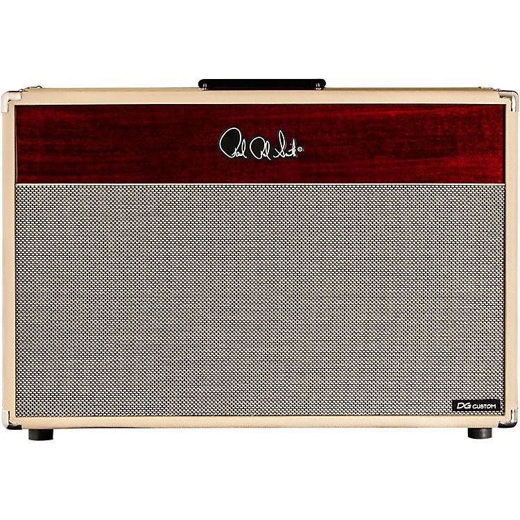 PRS2x12 DG David Grissom 120W 2x12 Guitar Speaker CabinetBlonde with Salt and Pepper