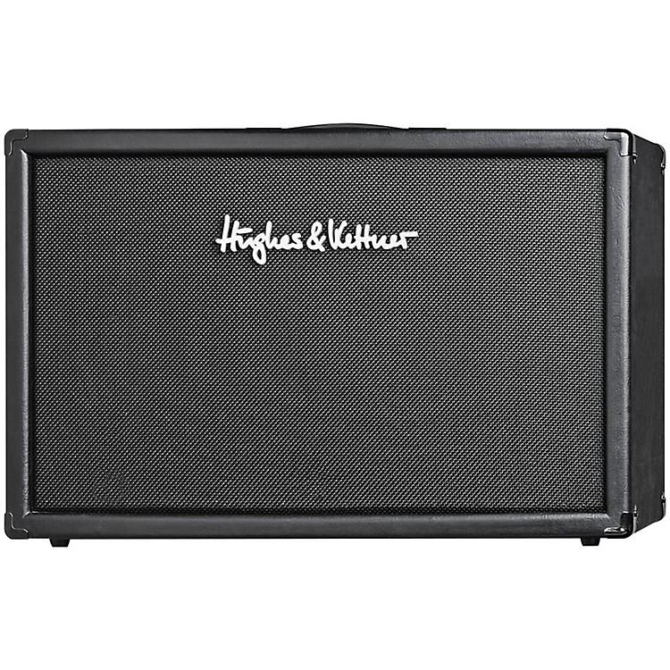 Hughes & Kettner2x12 Guitar Speaker CabinetBlack888365857312