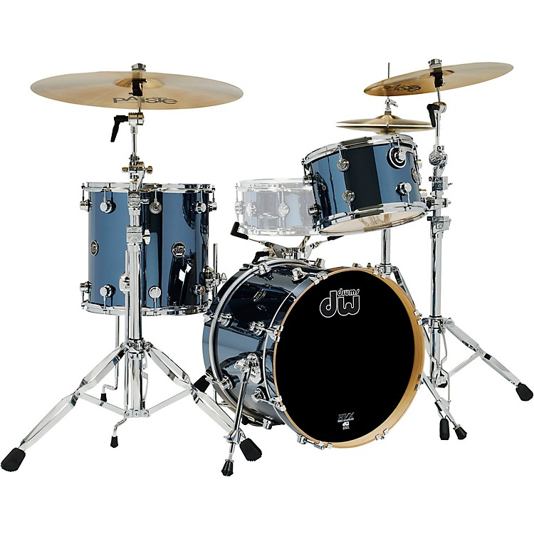 DW3-Piece Performance Series Shell PackChrome Shadow