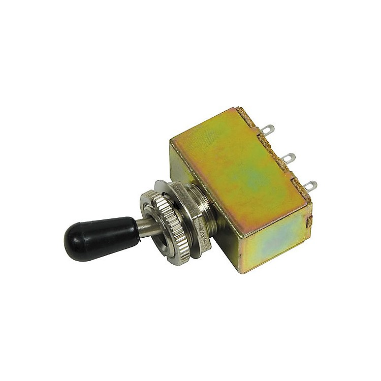 Proline3-Position Toggle SwitchBlack