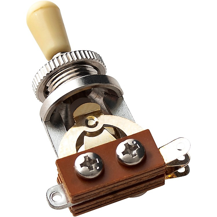PRS 3-Way Toggle Switch for Double-Cutaway Guitars Silver