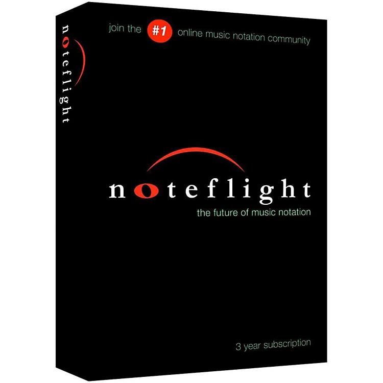 Noteflight3-Year Subscription