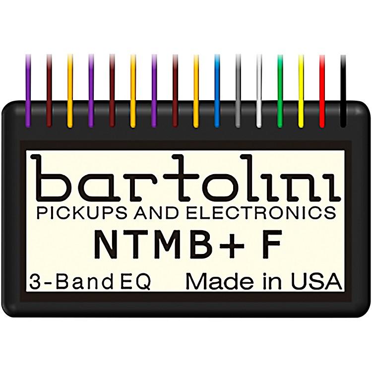 Bartolini3-band Pre-amp Module