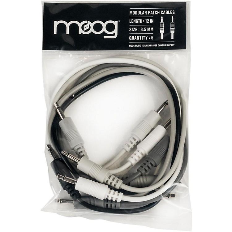 Moog3.5mm TS cables 12
