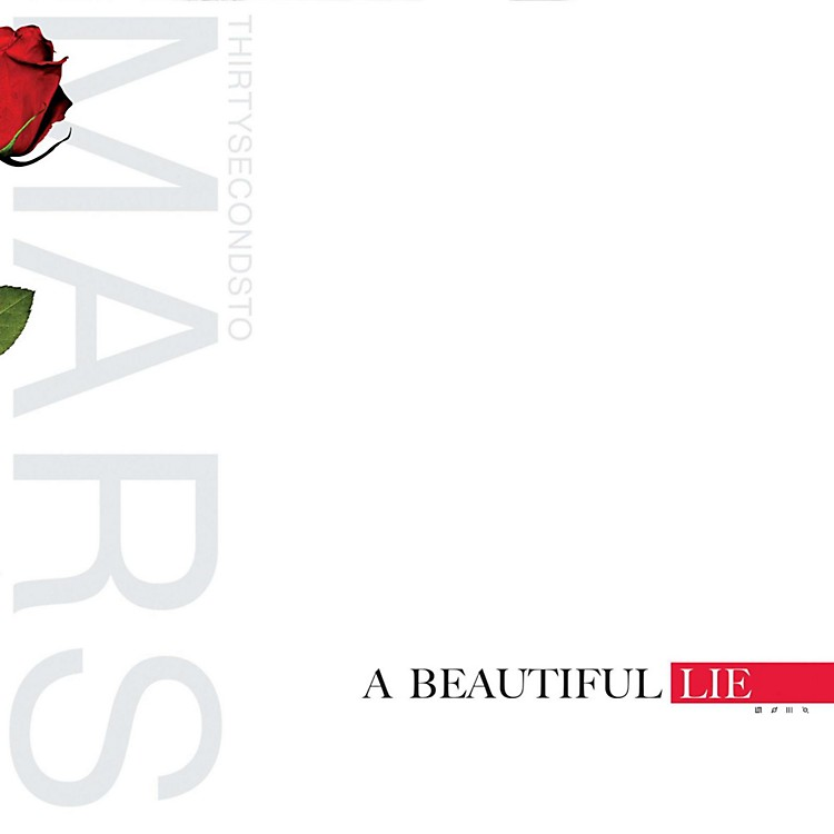 Universal Music Group30 Seconds To Mars - A Beautiful Lie [LP]