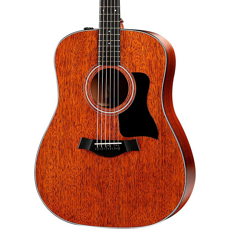 Taylor300 Series 2015 320e Dreadnought Acoustic-Electric GuitarNatural