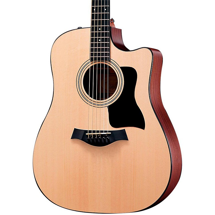 Taylor 300 Series 310ce Dreadnought Acoustic-Electric Guitar Natural