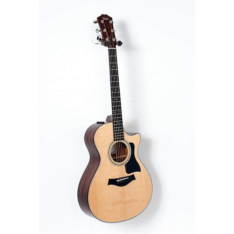 Taylor300 Series 312ce Grand Concert Acoustic-Electric GuitarNatural888365898070