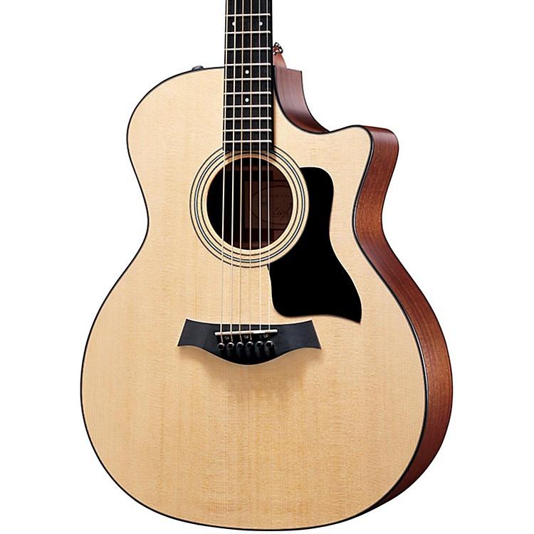 Taylor300 Series 314ce Grand Auditorium Acoustic-Electric GuitarNatural