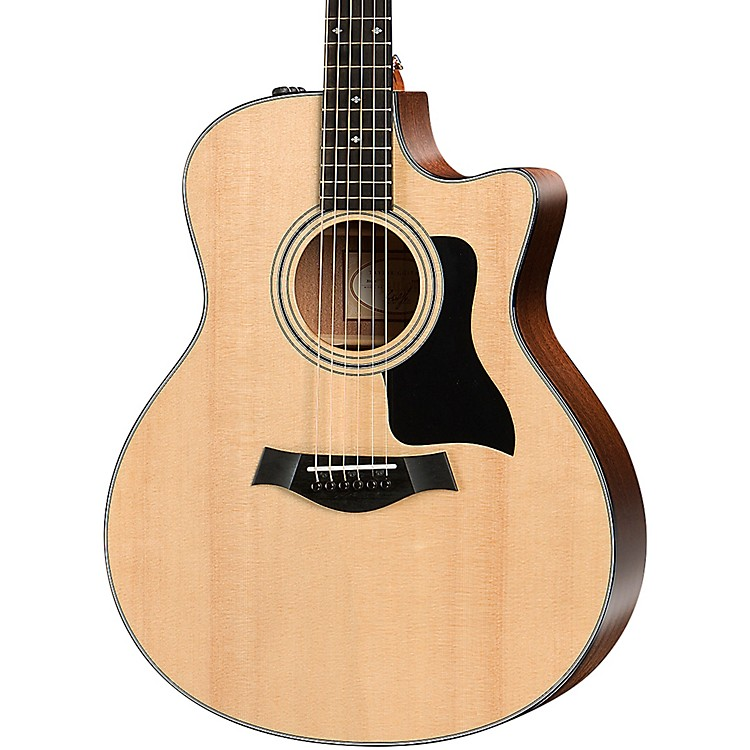 Taylor 300 Series 316ce Grand Symphony Acoustic-Electric Guitar Regular Natural