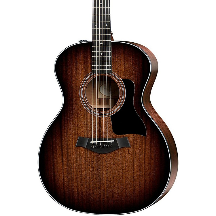 Taylor 300 Series 324e Grand Auditorium Acoustic-Electric Guitar Shaded Edge Burst